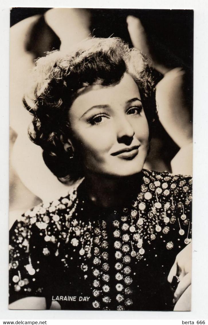 Laraine Day Actress Original Real Photo - Beroemde Personen