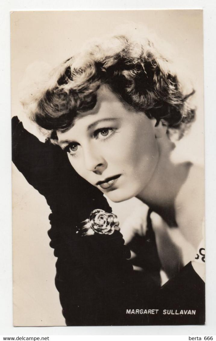 Margaret Sullavan  Actress Original Real Photo - Beroemde Personen