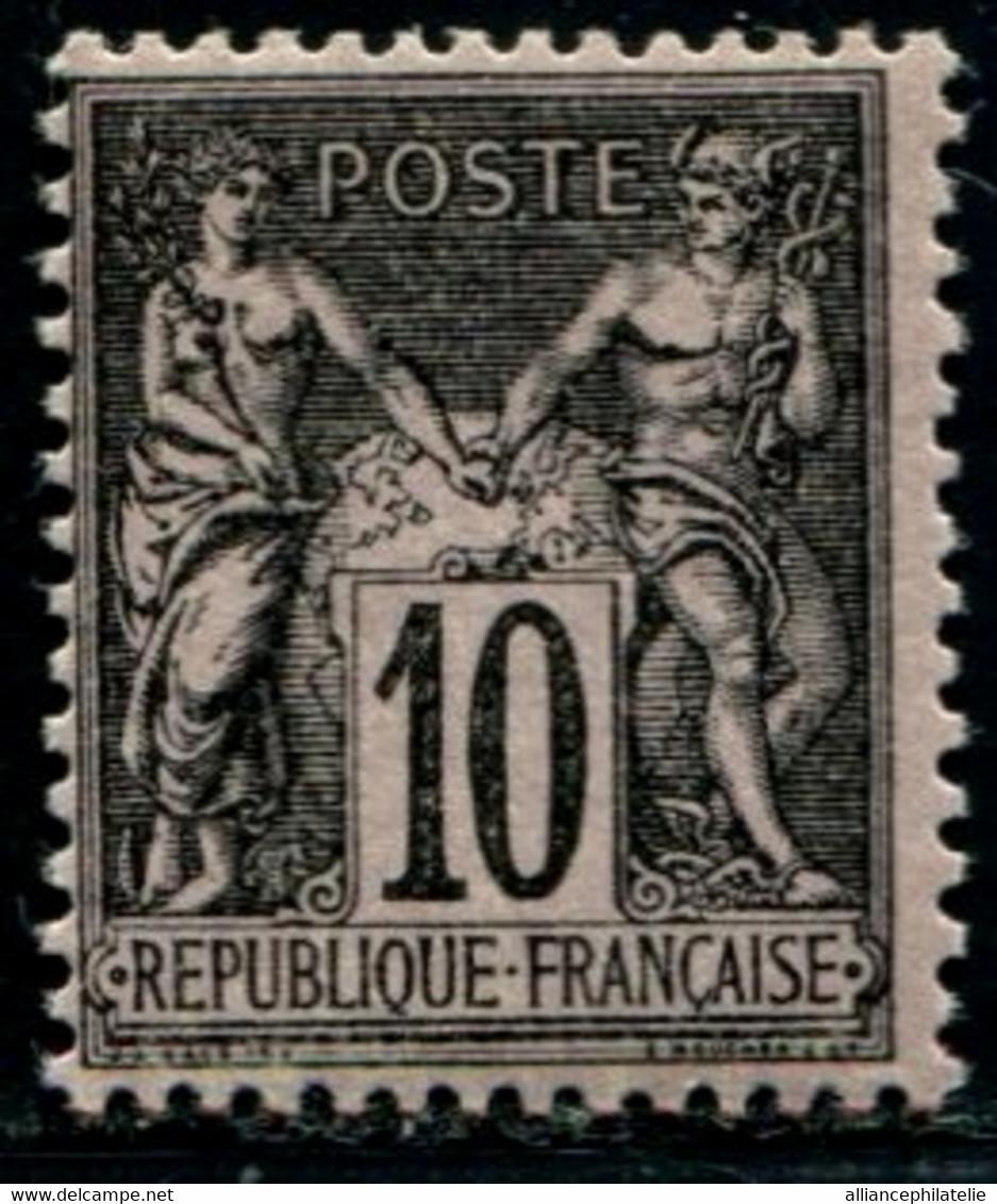 Lot N°C640 Classiques N°89 Neuf ** Luxe - 1876-1898 Sage (Type II)