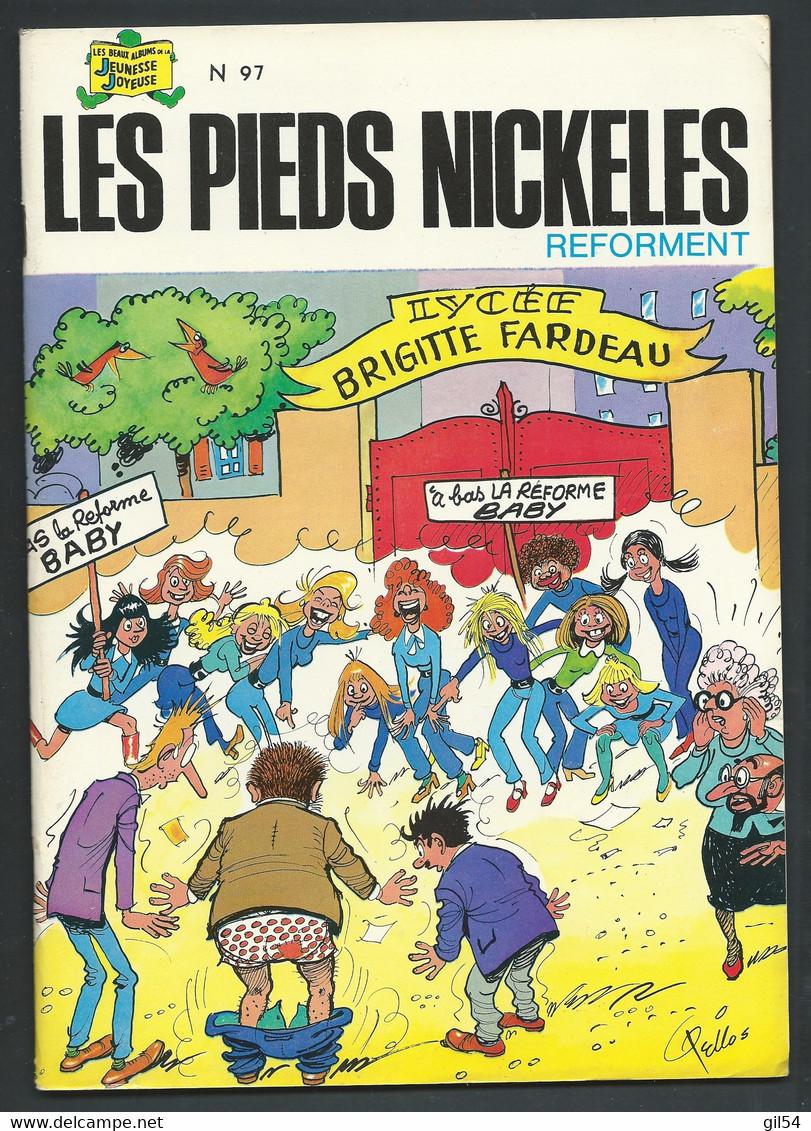 N° 97 . Les Pieds Nickelés Réforment  - FAU 9601 - Pieds Nickelés, Les