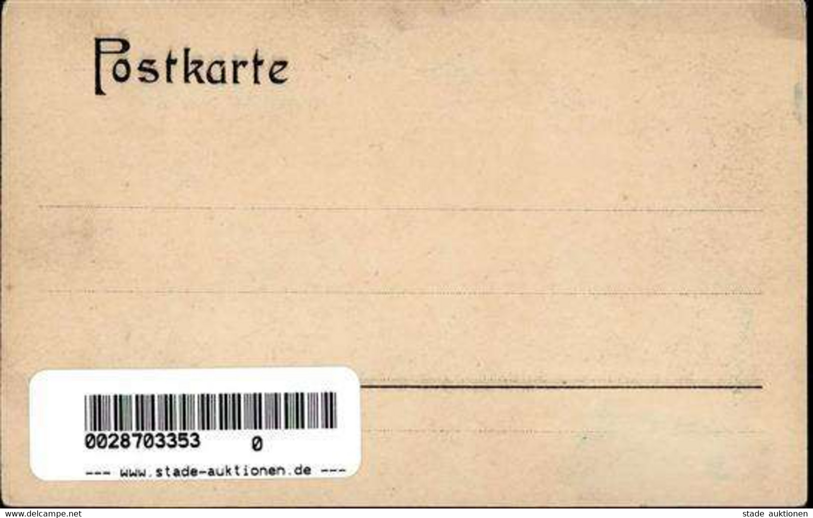 Münster (4400) Hotel Monopol Straßenbahn I-II - Unclassified