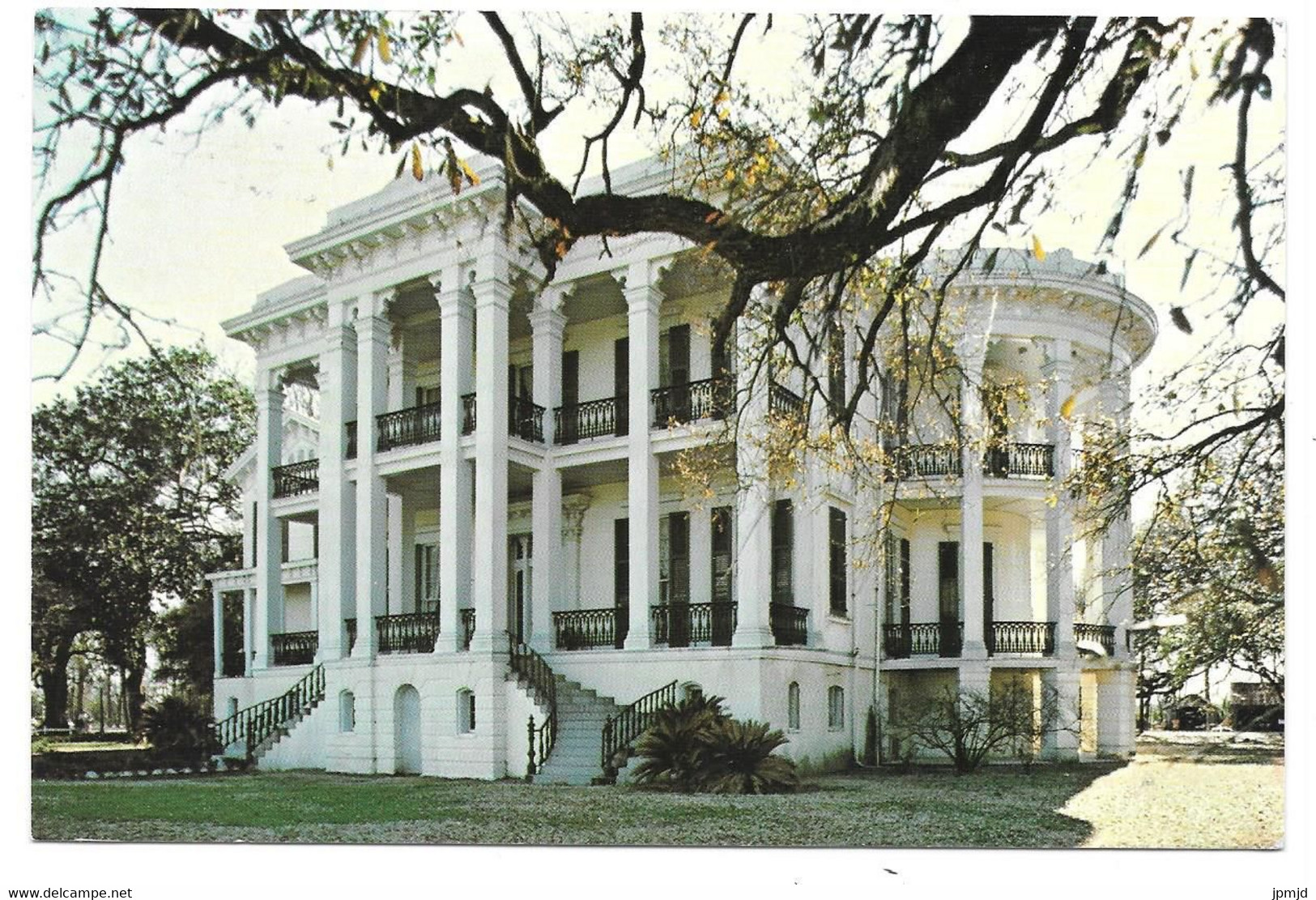 NOTTOWAY PLANTATION - White Castle, Louisiana - 1998 - Other