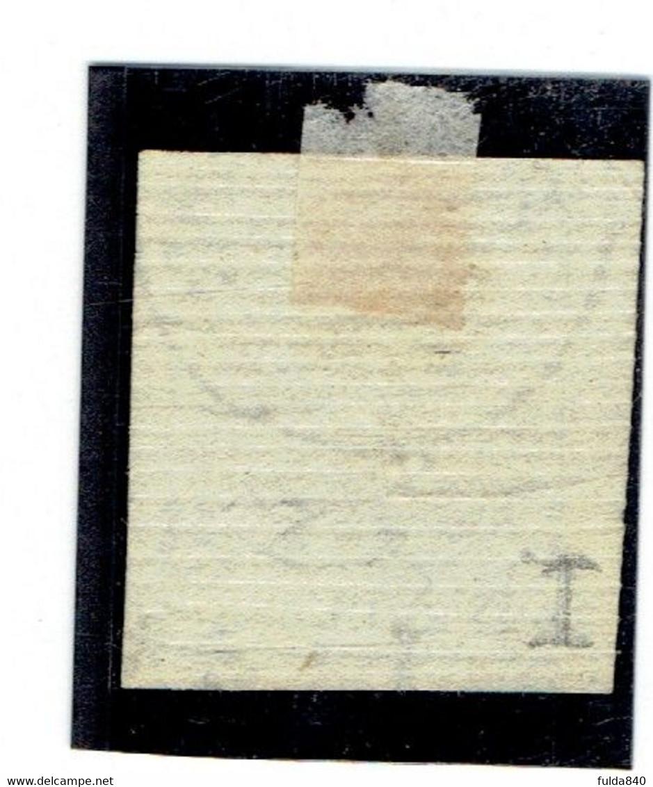 AUTRICHE-Empire ( Y&T) 1850 - N°5d  *Papier Vergé Horizontale *    9k  (obli) - Gebruikt