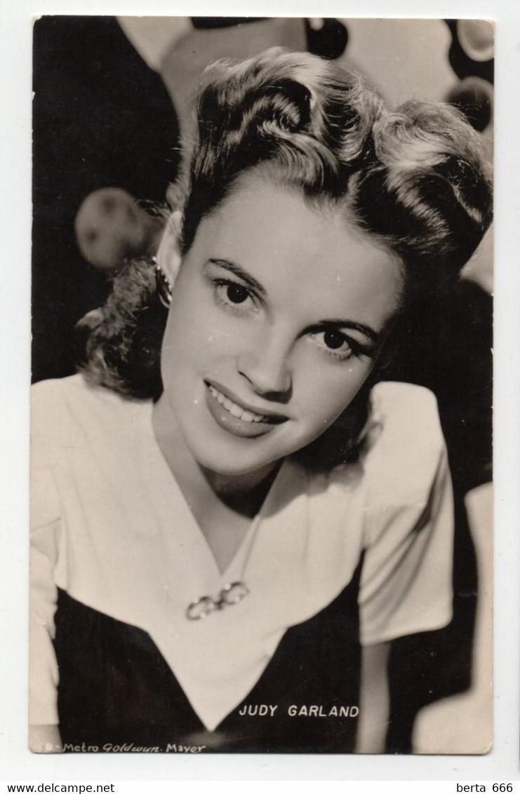 Judy Garland Actress Original Real Photo - Beroemde Personen
