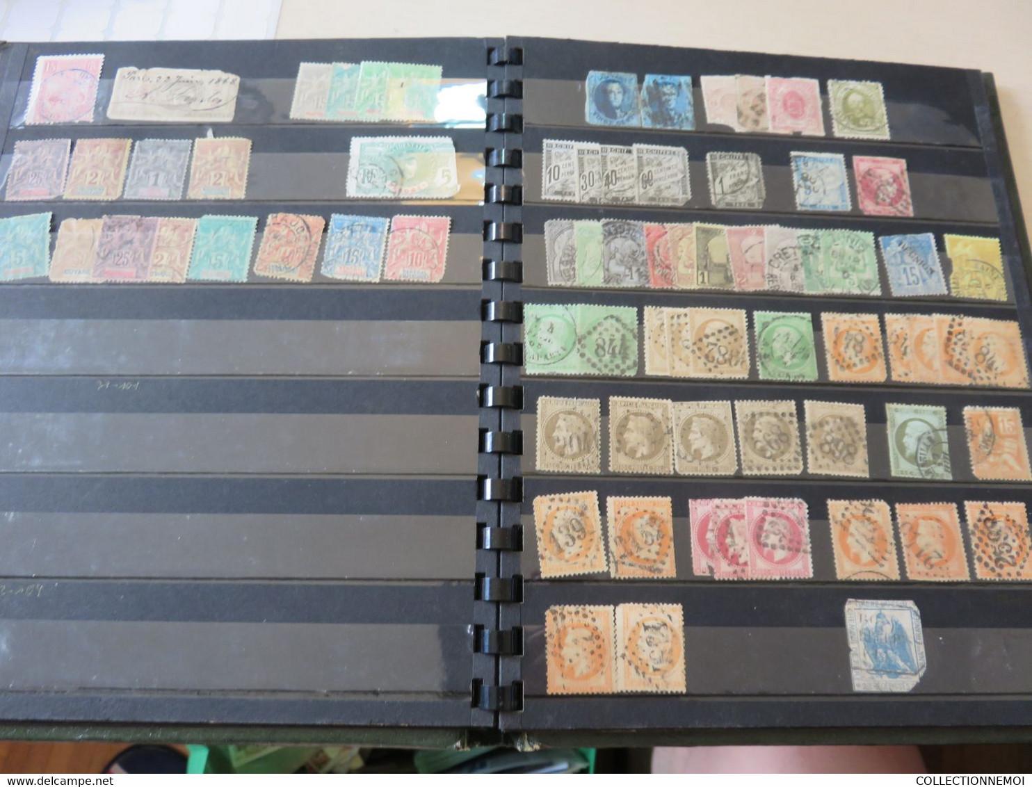 1 Vrac ,de Tout Mélangé ,DES MILLIERS DE TIMBRES ,,,des Heures Et Des Heures De Tri,,, - Lots & Kiloware (mixtures) - Min. 1000 Stamps