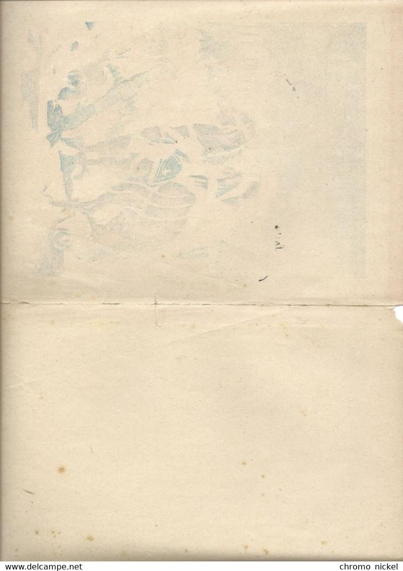 Bataille De Rocroy 1643 Protège-cahier Couverture 220 X 175 Bien 3 Scans - Book Covers