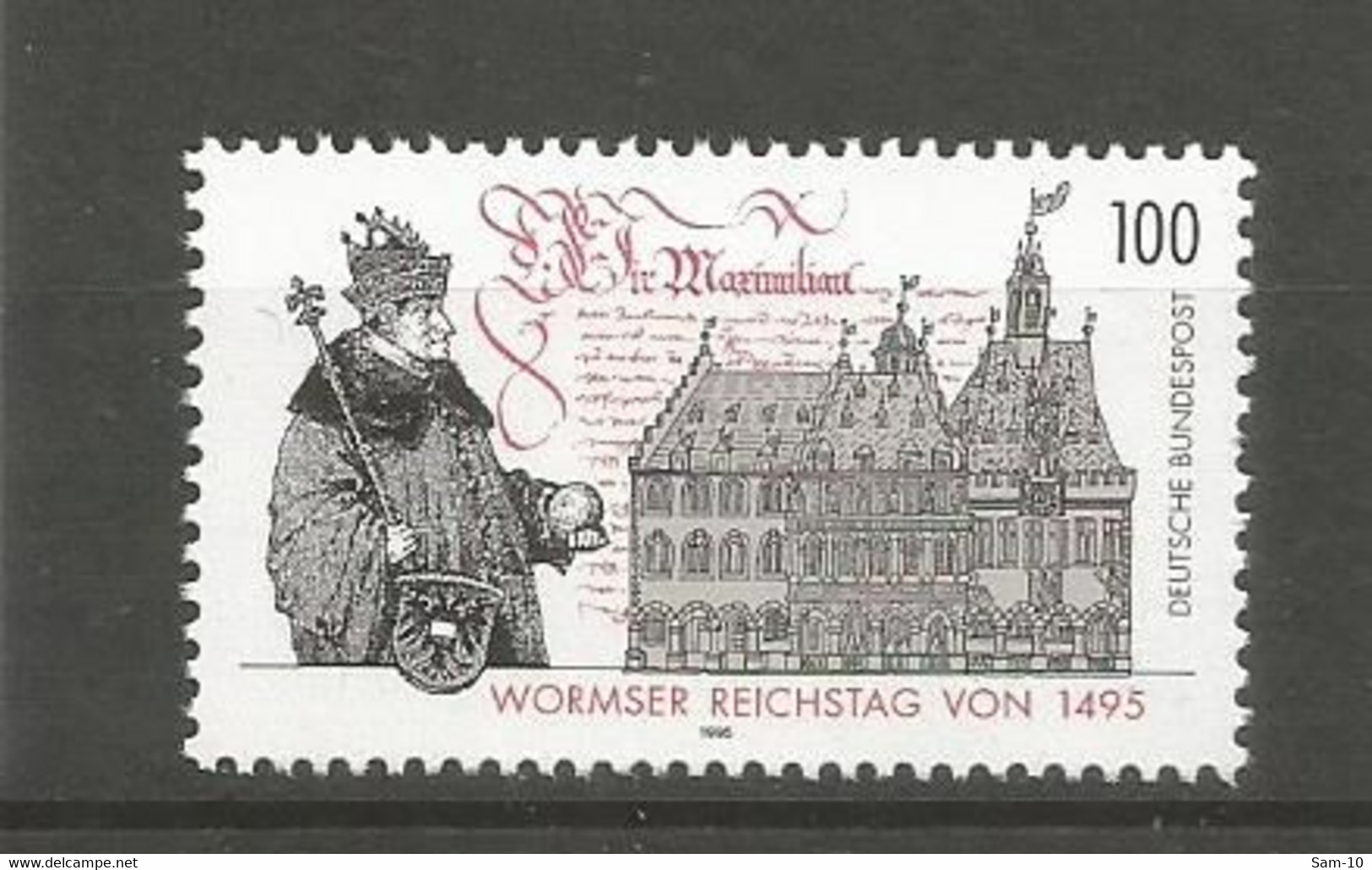 Timbre Allemagne Fédérale Neuf **  N 1605 - Nuovi