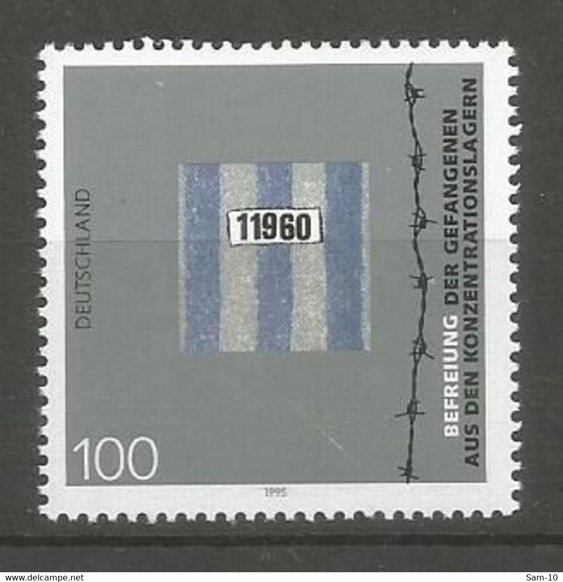 Timbre Allemagne Fédérale Neuf **  N 1628 - Nuovi