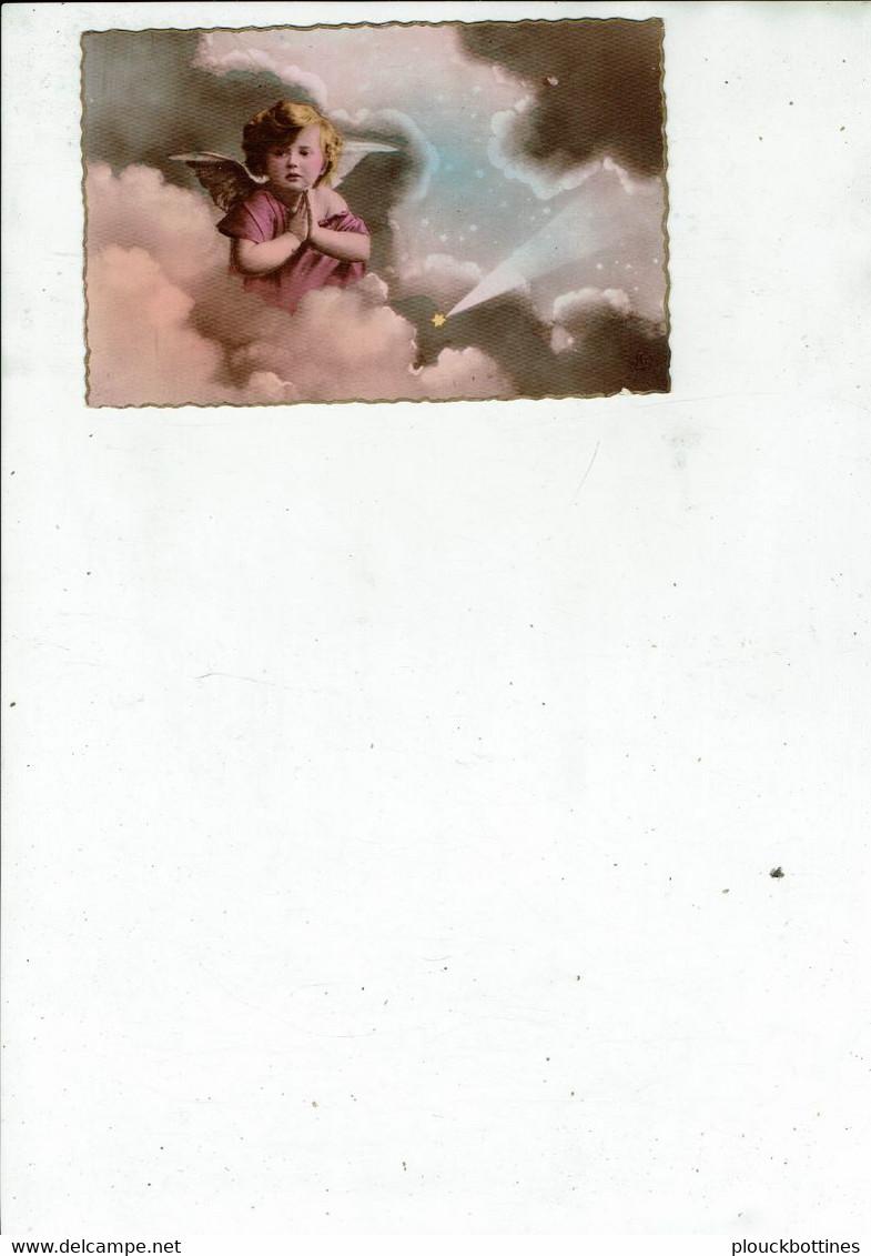 CPA FANTAISIES THEME ANGES SUPERBE CARTE /173  FRAIS D ENVOI VOIR DESCRIPTION - Angeles