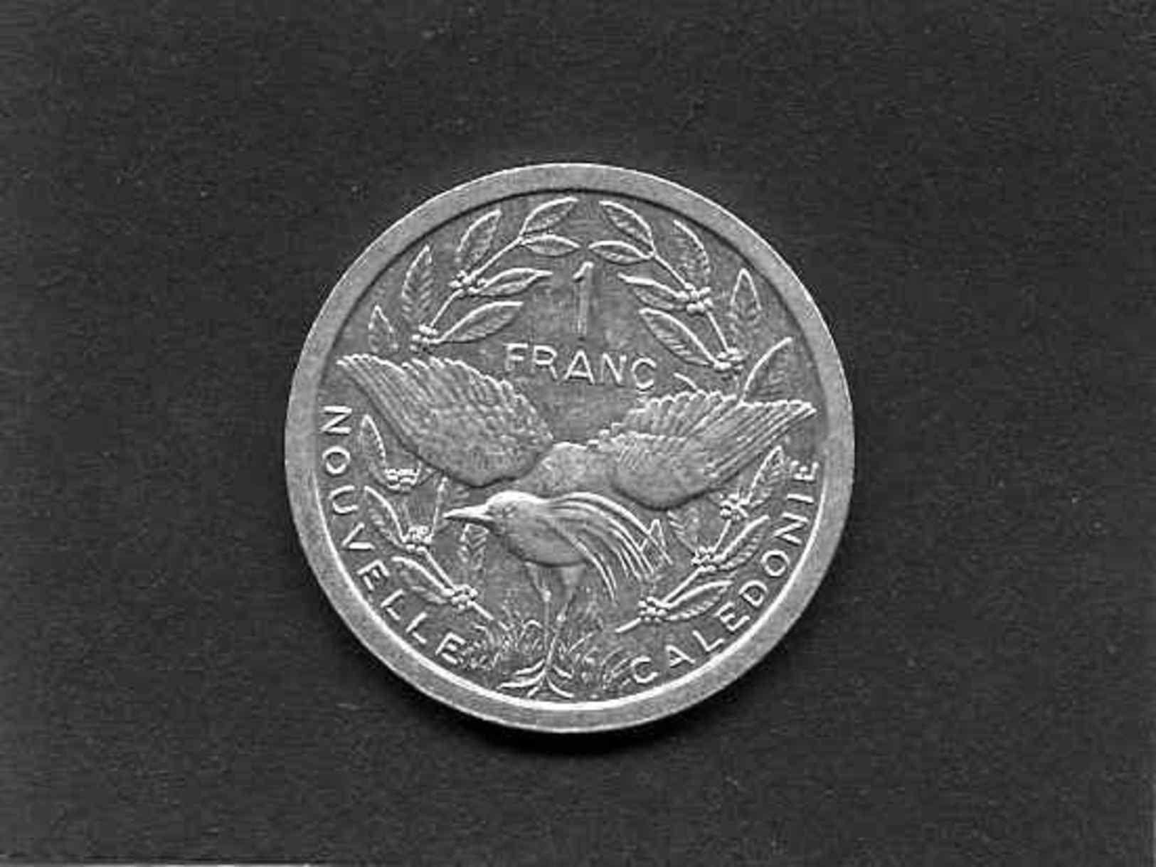 Pièce De 1 Franc De Nouvelle Calédonie Année 2007 !! - New Caledonia