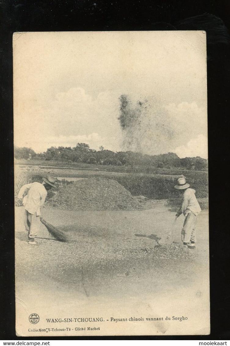 ± 1910  Grain In 'Wang-sin-Tschouang' (C4-85) - Brunei