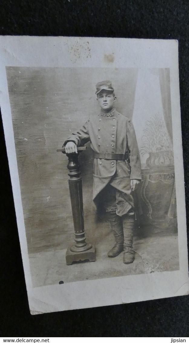 Lot De 100 Cpa Carte Photo Militaire Soldat  Régiment Toutes Photographiées   Lot N°2  Z2 - Reggimenti