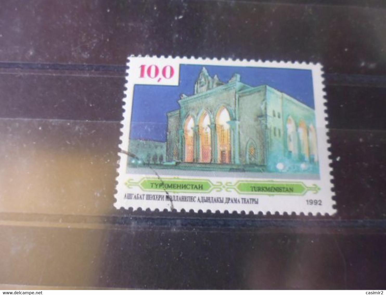TURKMENISTAN YVERT N° 4 - Turkmenistan