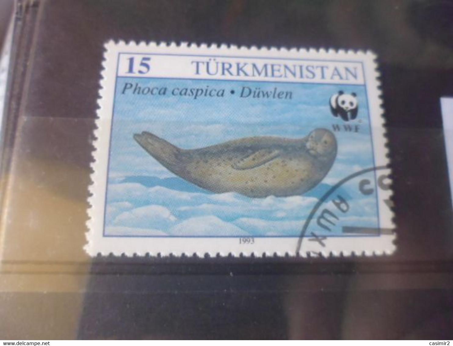 TURKMENISTAN YVERT N° 40 - Turkmenistan
