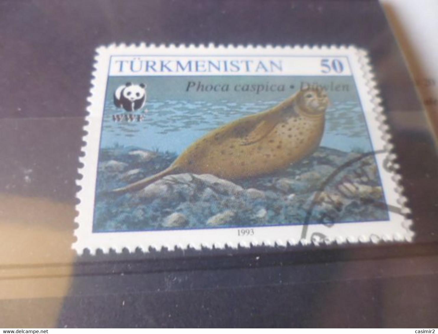 TURKMENISTAN YVERT N° 41 - Turkmenistan
