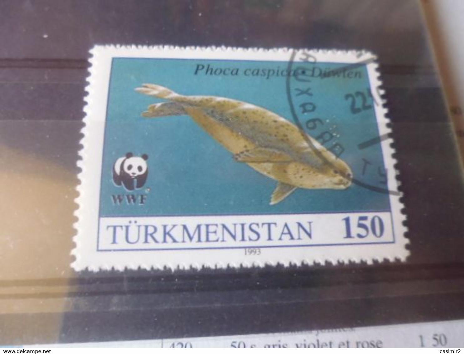 TURKMENISTAN YVERT N° 43 - Turkmenistan