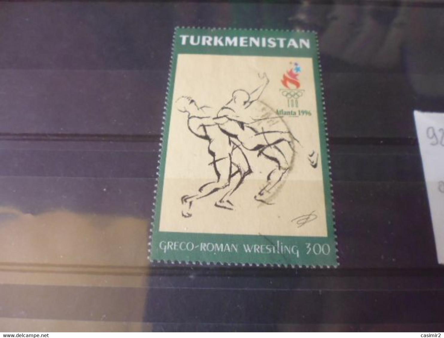 TURKMENISTAN YVERT N° 92 - Turkmenistan
