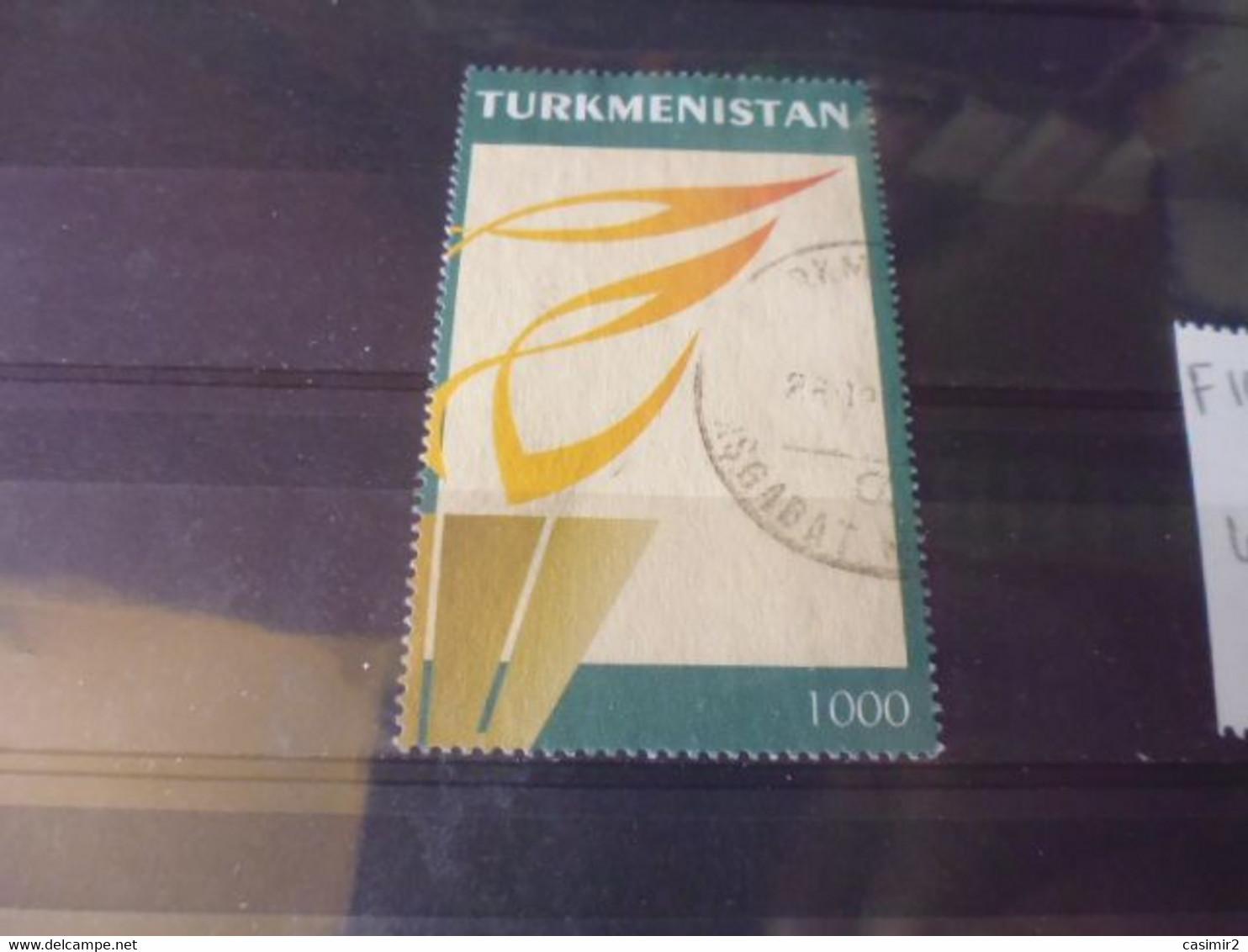 TURKMENISTAN YVERT N° BF 14C - Turkmenistan