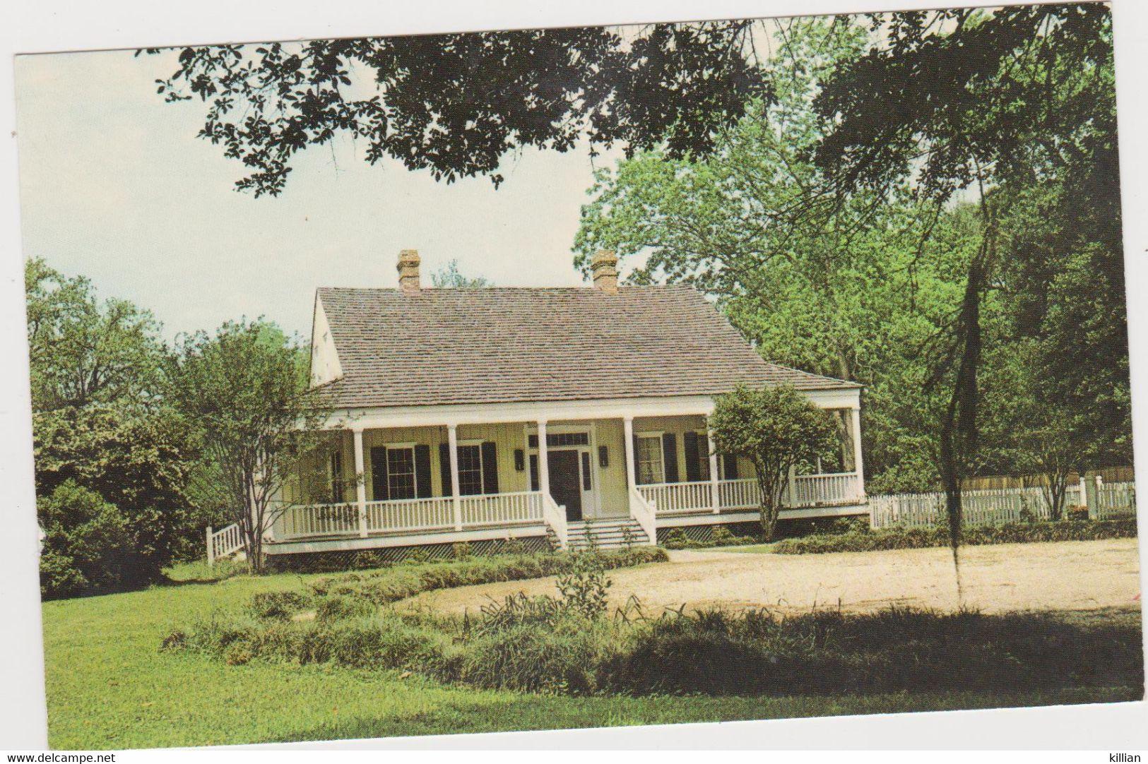 Etat Unis  Louisiana  Mount Hope Plantation, Baton Rouge,la - Baton Rouge
