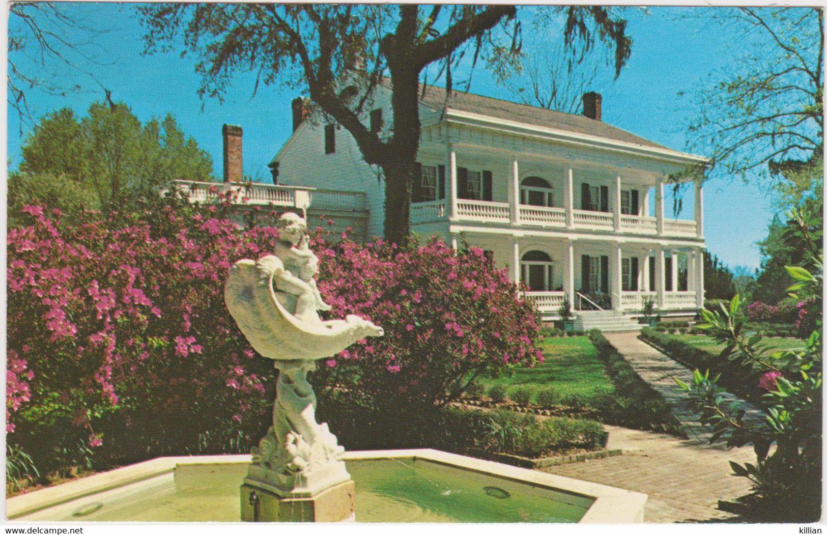 Etat Unis  Louisiana   Rosedown Plantation And Gardens St Francisville - Baton Rouge