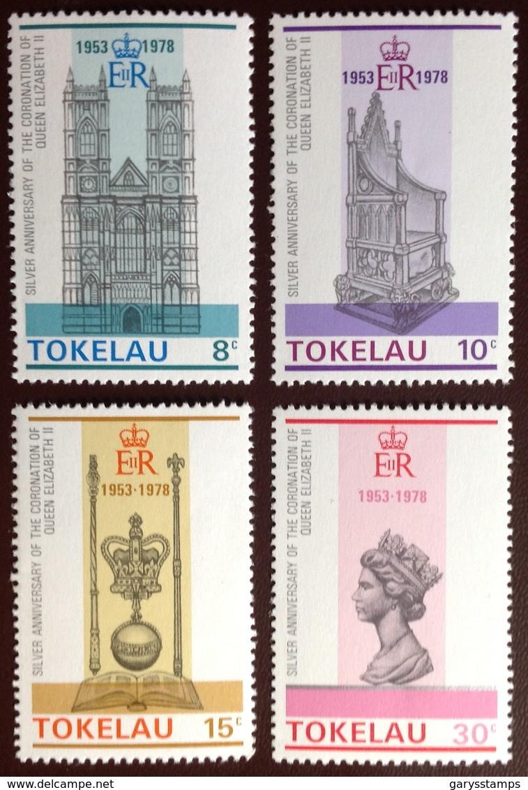 Tokelau 1978 Coronation Anniversary MNH - Tokelau
