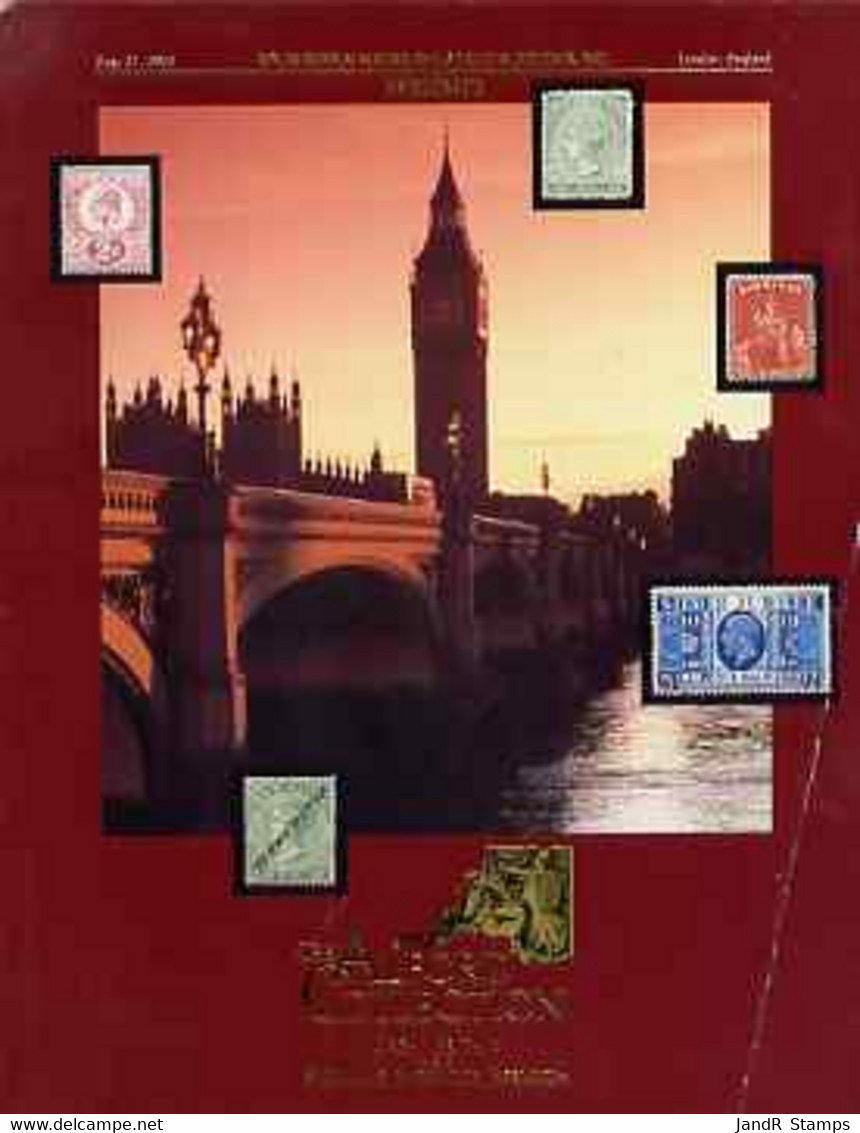 Auction Catalogue - Great Britain, Bahamas, Barbados & Bermuda - Ivy, Shreve Madder - 21 June 1991 Alford Coll - Other