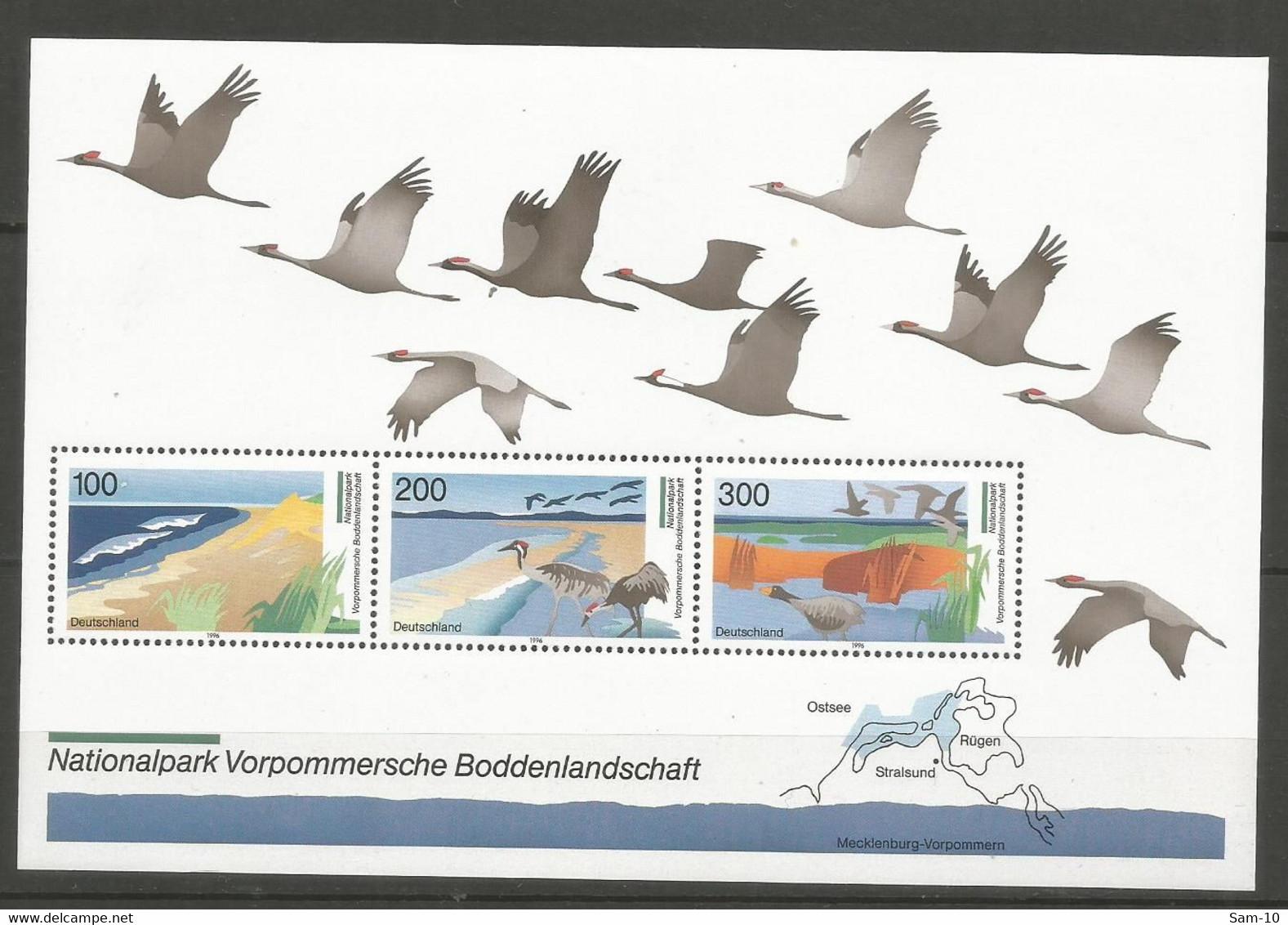 Bloc Allemagne Fédérale  Neuf **  N 35 - Blocchi
