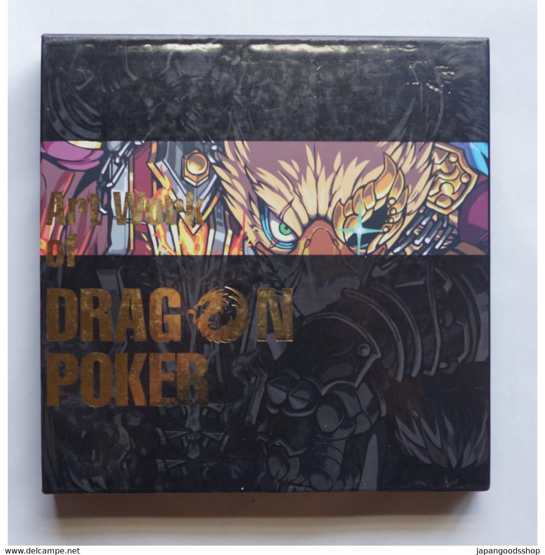 Art Work Of Dragon Poker - Other