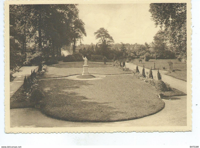 Pensionnat Des Dames Bernardines D'Esquermes à Ollignies Jardin St Bernard - Lessines