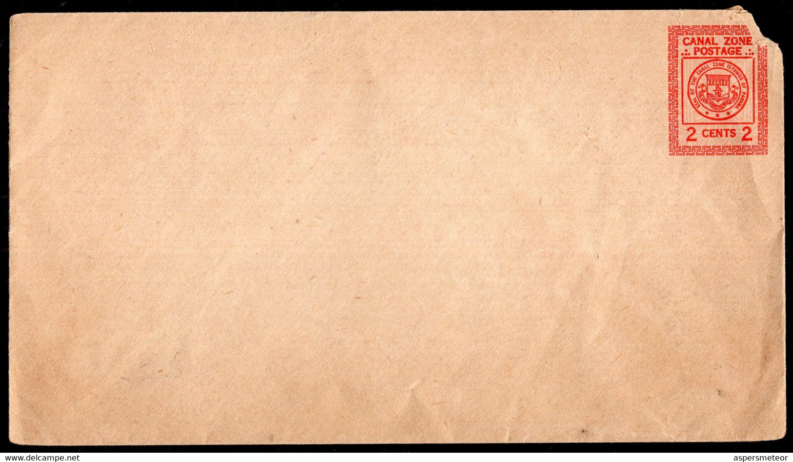 Canal Zone - Entier Postal - Circa 1920 - A1RR2 - America (Other)