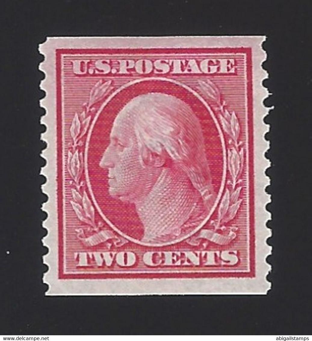US #353 1909 Carmine Wmk 191 Perf 12 Vert Mint OG LH VF Scv $95 - Unused Stamps
