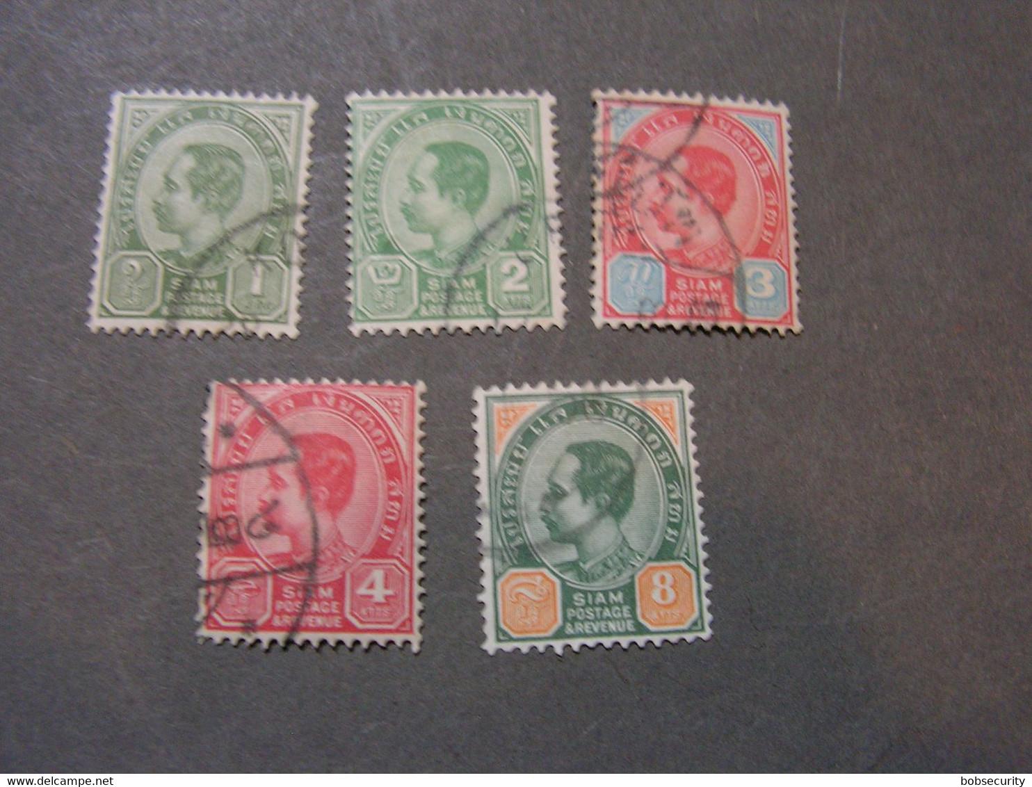 Siam Lot 1889 - Siam