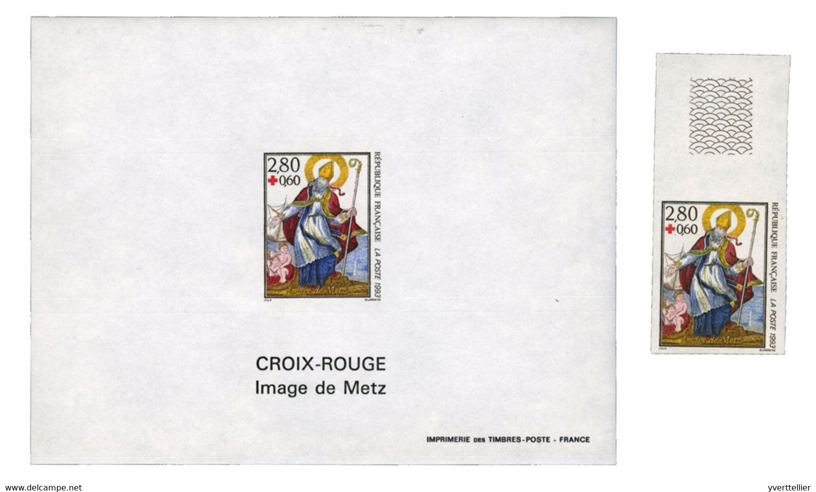 France : N°2853** ND + épreuve De Luxe - Unclassified