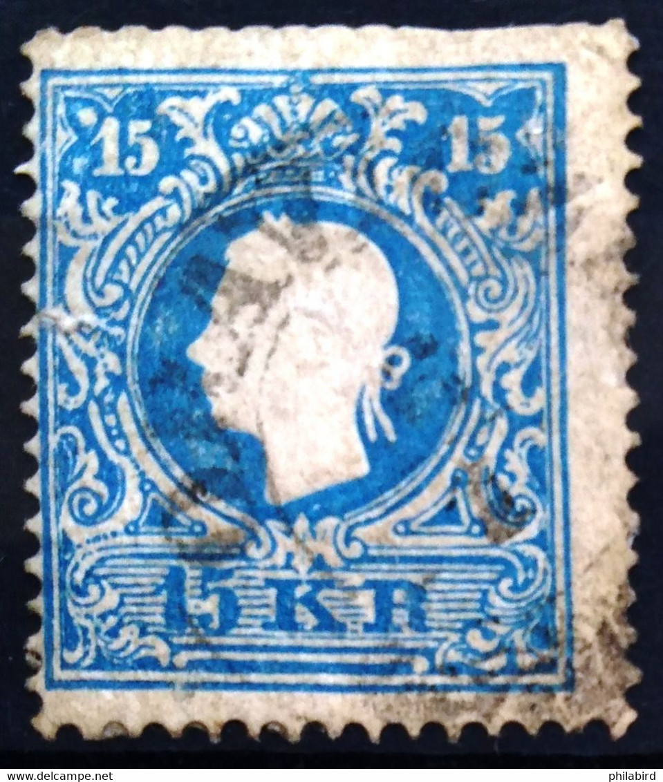 AUTRICHE                         N° 16                        OBLITERE - Used Stamps