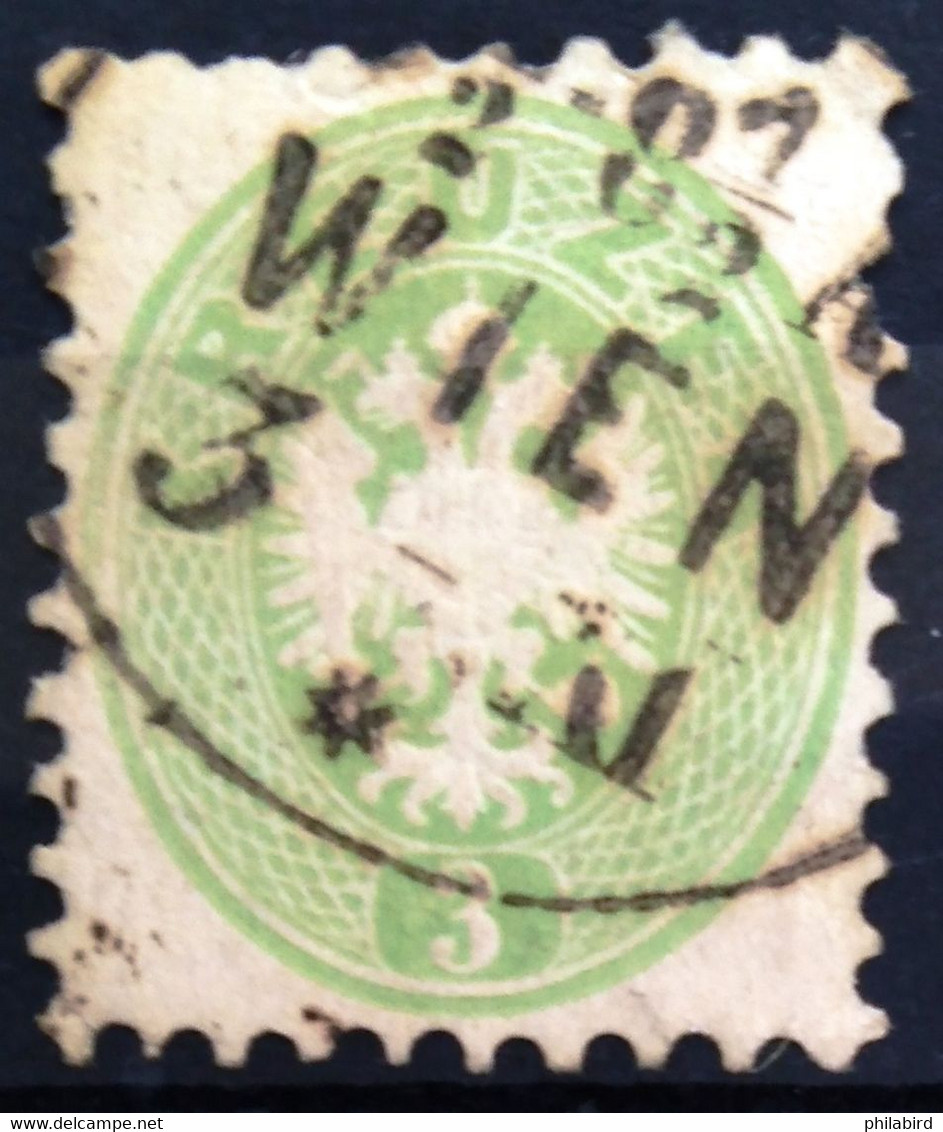 AUTRICHE                         N° 28                        OBLITERE - Used Stamps
