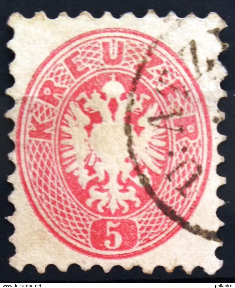 AUTRICHE                         N° 29                        OBLITERE - Used Stamps