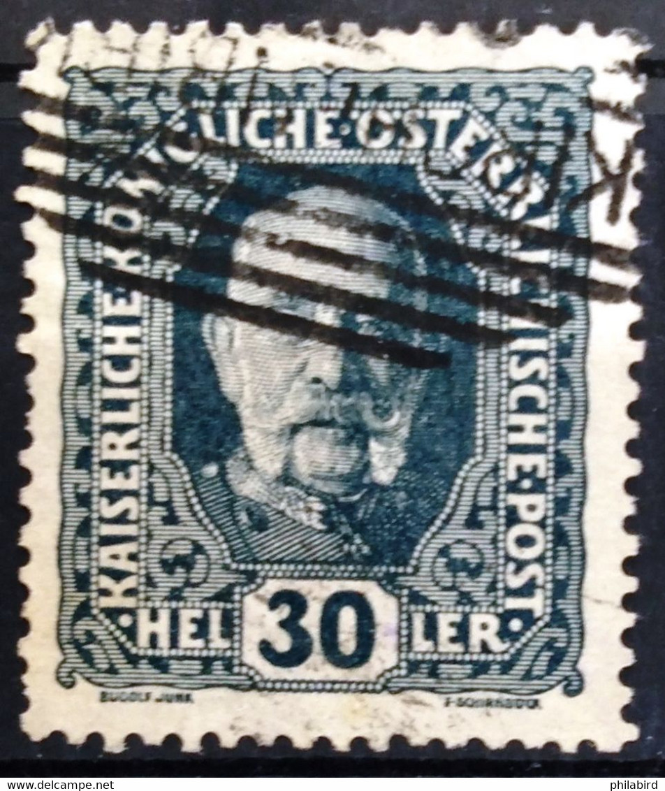 AUTRICHE                         N° 151                        OBLITERE - Used Stamps