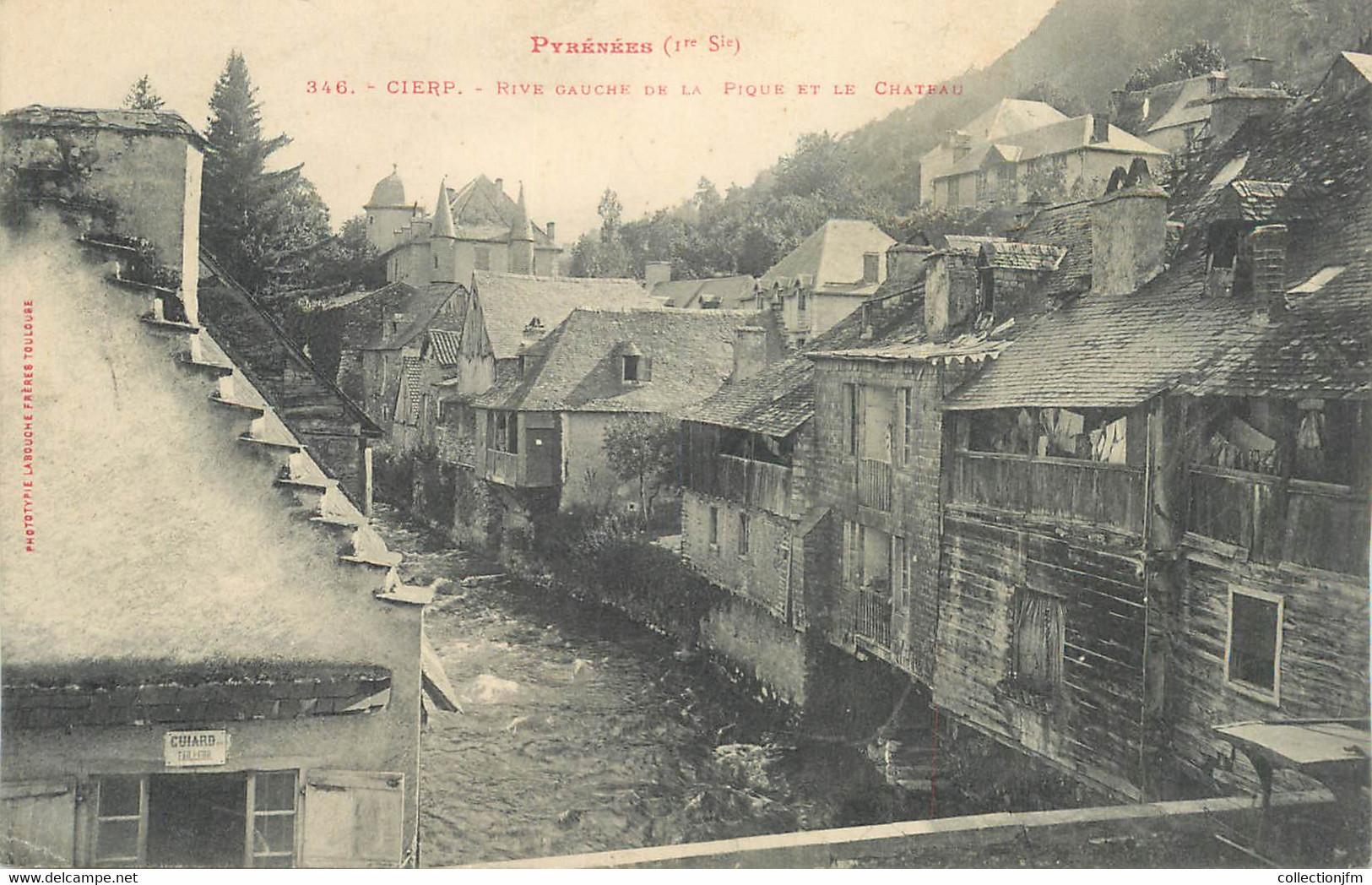 "CPA FRANCE 31 ""Cierp"" - Other Municipalities"