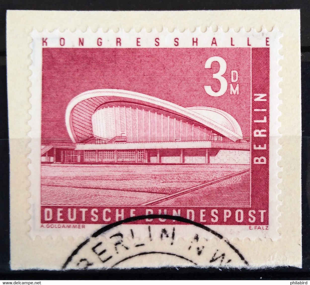 ALLEMAGNE Berlin                     N° 135 A                          OBLITERE - Oblitérés