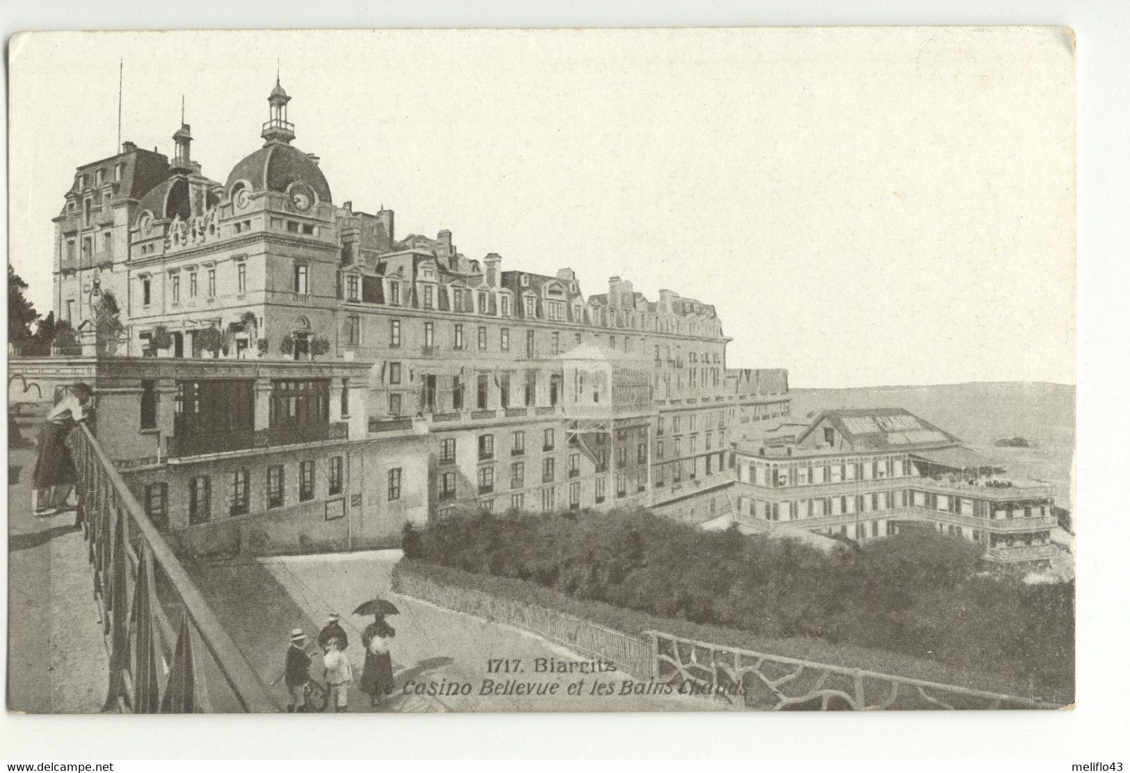 Biarritz - Lot N° 5 De 11 CPA (Toutes Scannées) - 5 - 99 Postcards