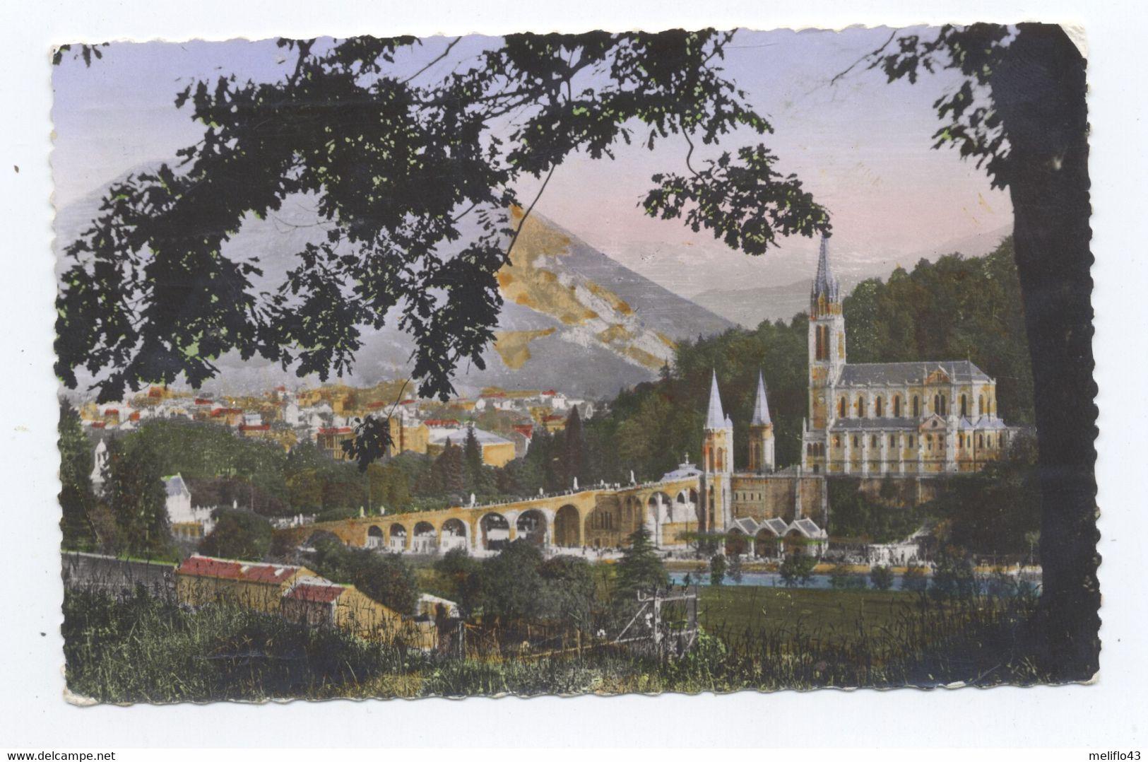 Lourdes - Lot N°14 De 10 CPA (Toutes Scannées) - 5 - 99 Postcards