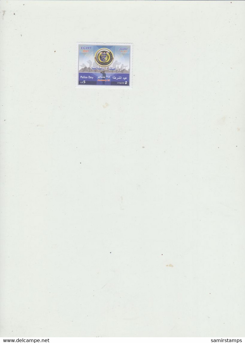 Egypt New Issue 2021 -75th Ann UNU 1v.compl.set - MNH- Payment Paypal - Nuovi