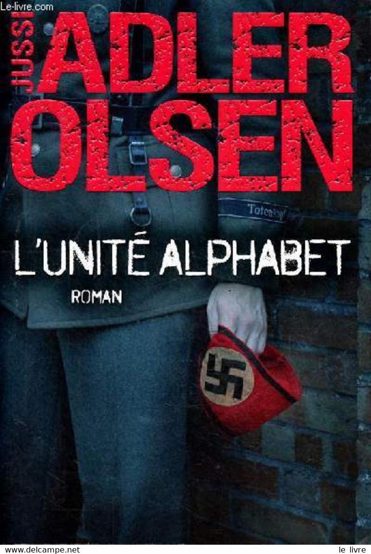 L'unité Alphabet - Adler-Olsen Jussi - 2018 - Andere