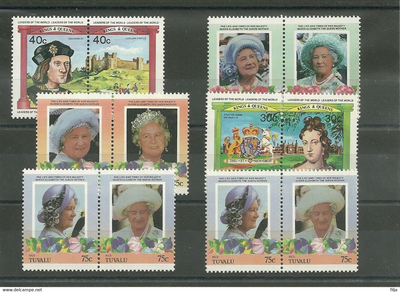 Tuvalu Stamps Nice Lot  MNH - Tuvalu