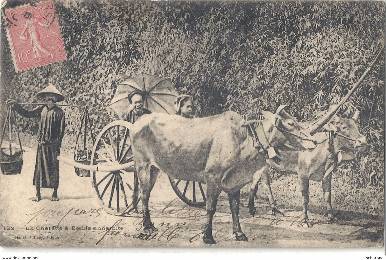 La Charette à Beufs - Mundo