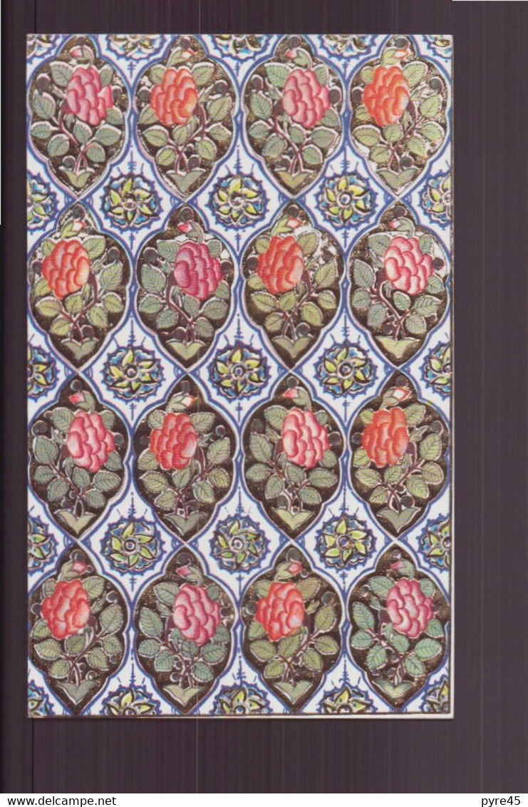 Carte De Visite Vierge ( Fleurs ) - Visiting Cards