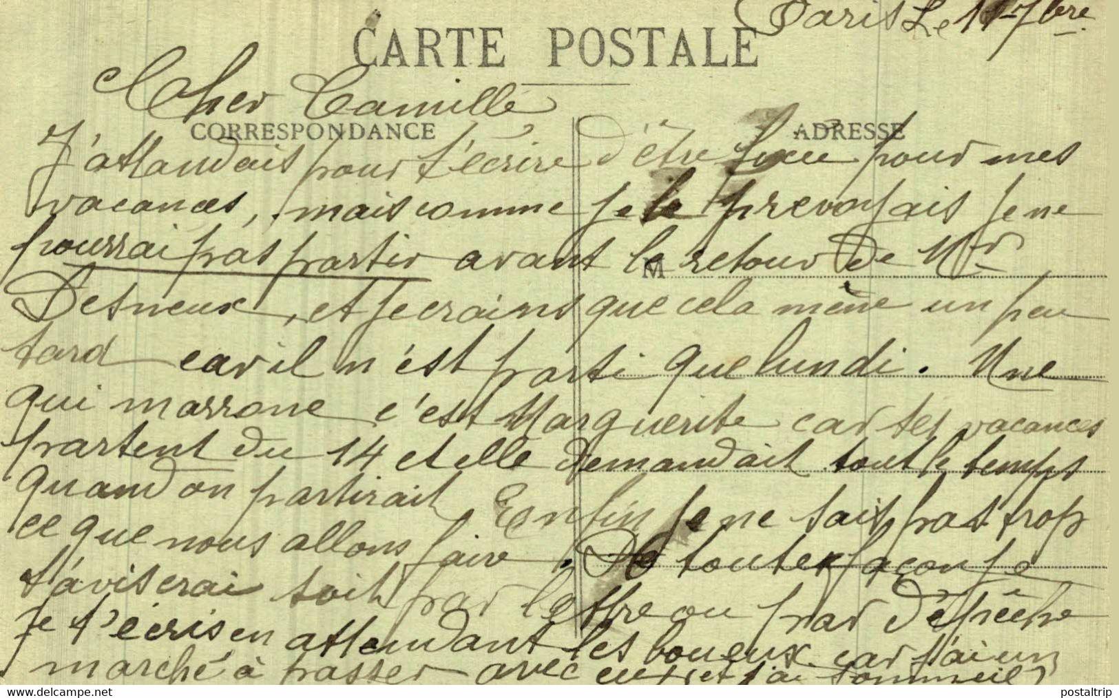 Troyes  Le Chevet De La Cathèdrale 10 Aube. France Frankrijk Francia - Troyes