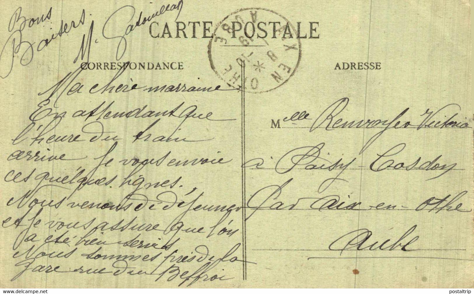 Troyes Jubé En Pierre De L'Eglise Ste Madeleine  10Aube France Frankrijk Francia - Troyes