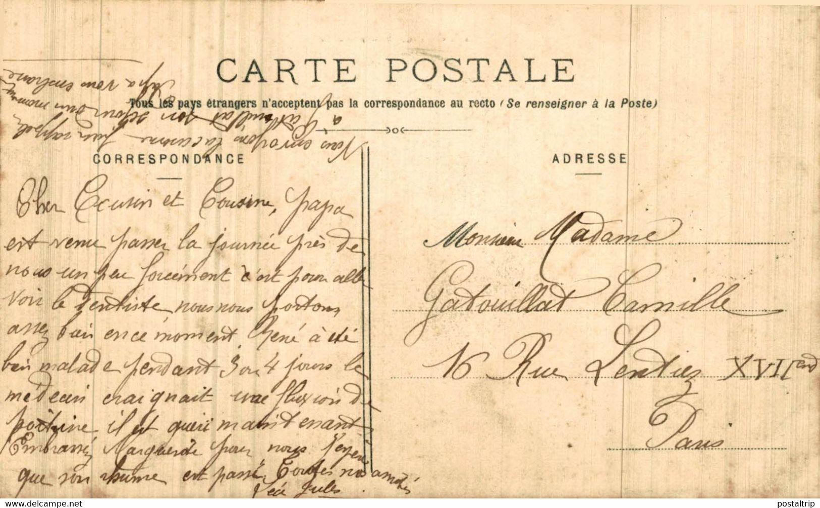 Troyes  Caserne Beurnonville  10Aube France Frankrijk Francia - Troyes