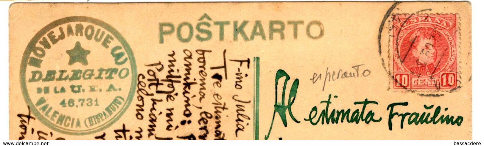 46995 - POSTKARTO - Cartas
